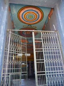 Hinduistický chrám Sri Muthumariamman Kovil - Vchod