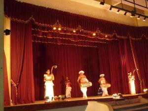 Tanečníci z Kandy
