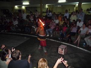 Hltač ohňa