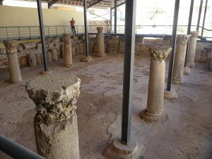 Rímske vykopávky v Madabe
