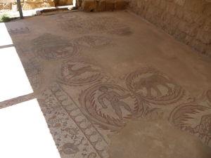 Rímske mozaiky z Madaby