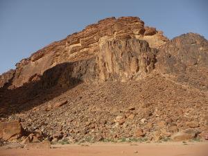 Púšť Wádí Ram