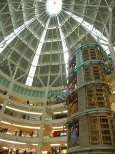 Obchodný dom pod Petronas Towers