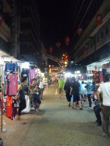Tržnica na ulici Petaling