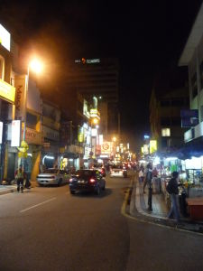 Tržnica pri ulici Petaling