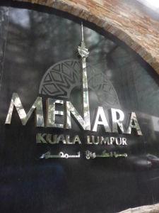 Menara KL - Veža Kuala Lumpur