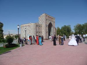 Kde inde mať svadbu, než pri observatóriu?