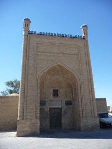 Mešita Magoki Attari - Najstaršia mešita v Strednej Ázii