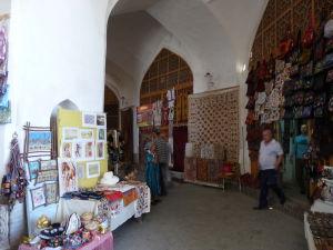 Bazár (taqi) v Buchare