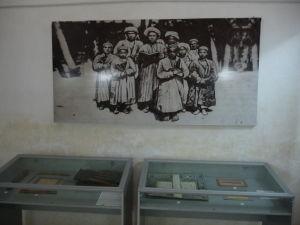 Múzeum v Ulugbekovej medrese