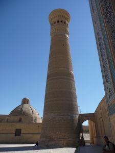Kalyanský minaret - Veža smrti