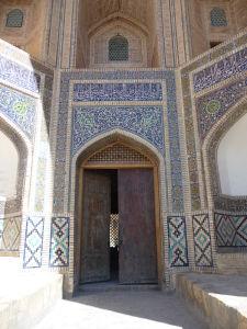 Vstupná brána Kalyanskej mešity (Džumy)