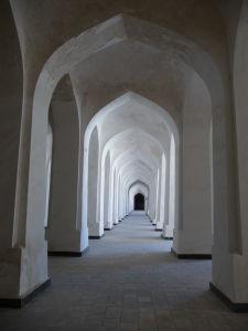 Piliere Kalyanskej mešity (Džumy)