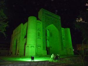 Chanaka Nadir Devanbegi v noci