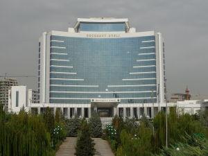 Údajne najluxusnejší hotel v Turkménsku