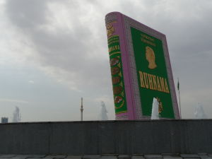 Monument knihy Ruhnama