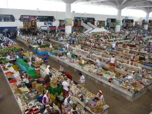 Ruská tržnica v Ašchabate