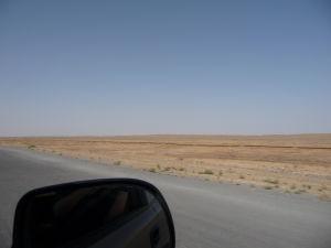 A vyrážame do púšte Karakum