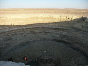 Druhý kráter