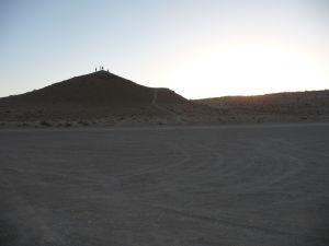 Podvečer v púšti