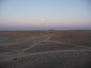 Spln v púšti