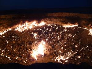 Plamene Pekelnej brány