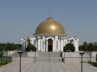 Turkmenbašiho mauzóleum