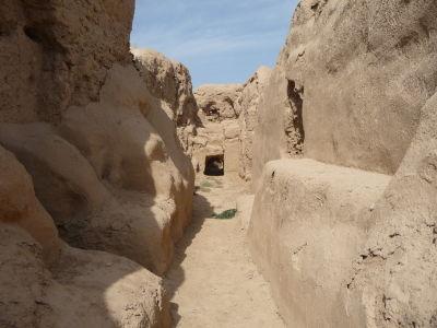 Ruiny mesta Nisa