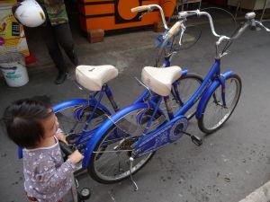 Ideálny dopravný prostriedok v Ayutthayi