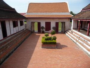 Malé nádvorie v paláci