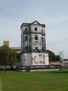 Jedna z najstarších budov v areáli