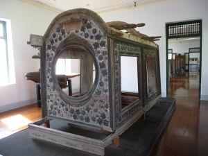 Múzeum v priestoroch bývalého paláca