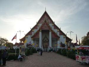 Chrám Viharn Phra Mongkhon Bophit