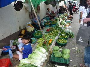 V uliciach Chiang Rai