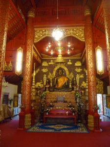Chrám Wat Phra Kaeo