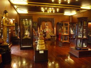 Wat Phra Kaeo - múzeum