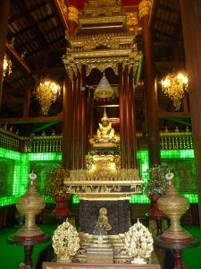 Wat Phra Kaeo - Smaragdový Budha