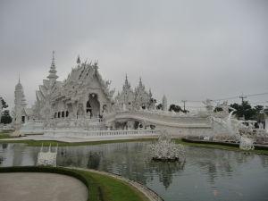 Biely chrám (Wat Rong Khun)