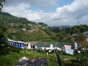 Mestečká v Mae Salong nie sú tak malebné, ako samotná príroda