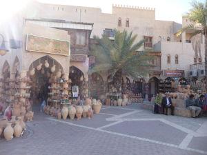 Trh v Nizwe
