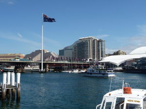 Prístav Darling Harbour