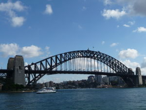 Prístavný most - Sydney Harbour Bridge