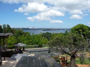 Zo ZOO je výborný výhľad na Sydney