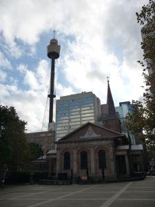 Sydney Tower - Druhá najvyššia vyhliadka na južnej pologuli
