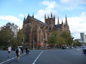 Katolícka Katedrála sv. Márie - Najdlhší kostol v Austrálii