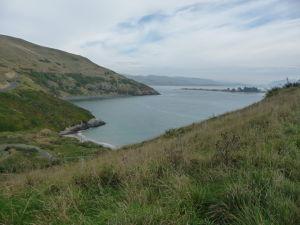 Záliv na poloostrove Otago