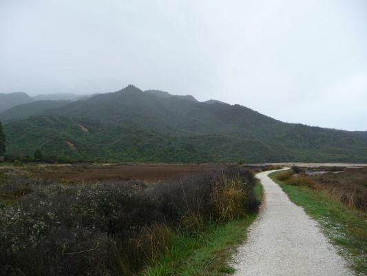 Abel Tasman NP na Novom Zélande - Vstup