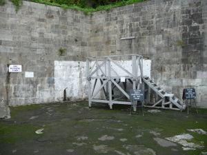 Napier - Väzenie - popravisko