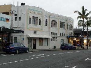 Napier - hlavné mesto Art Deco