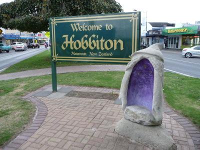 Vitajte v Matamata... resp v Hobbitone